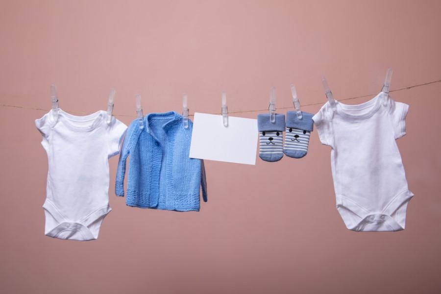 Detské oblečenie na šnúre