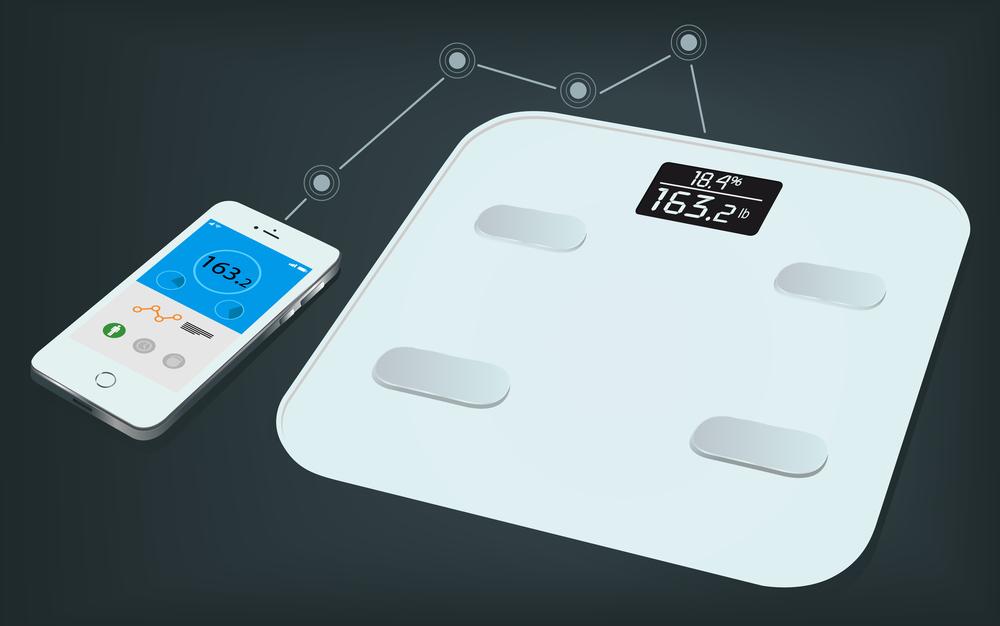 inteligentná váha