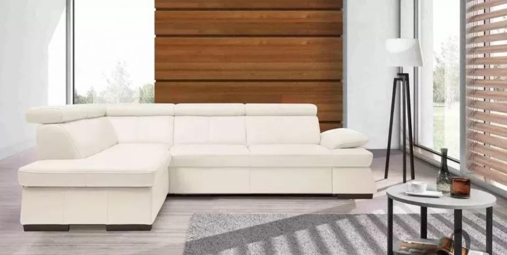Kožená sedačka Malpensa v interiéri
