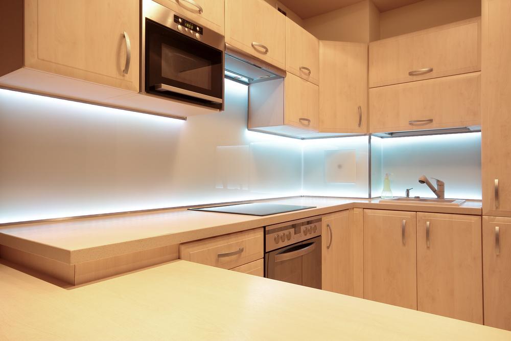 LED osvetlenie kuchyne