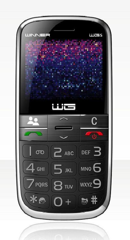 Telefón pre seniorov Winner WG15