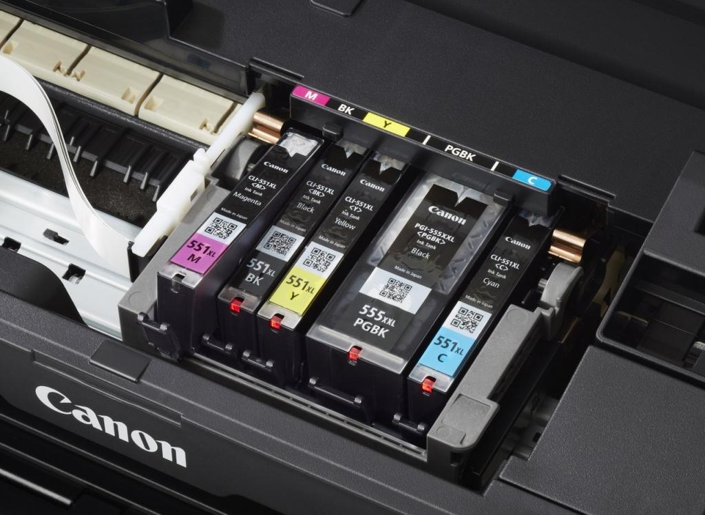Atramentová tlačiareň Canon PIXMA iX6850