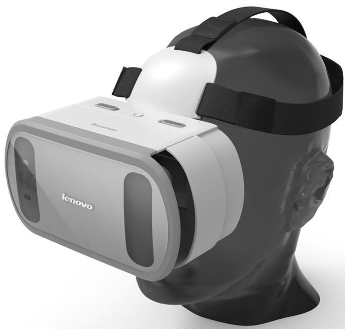 VR okuliare Lenovo VR V200