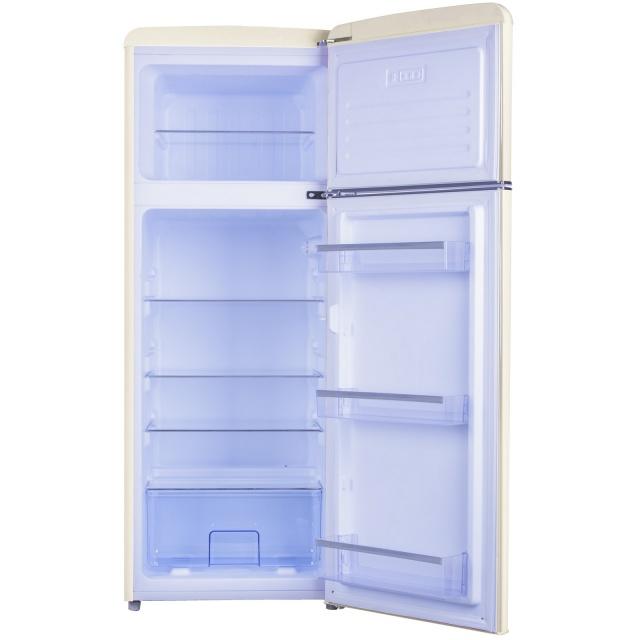 Retro chladnička Amica VD 1442 AM
