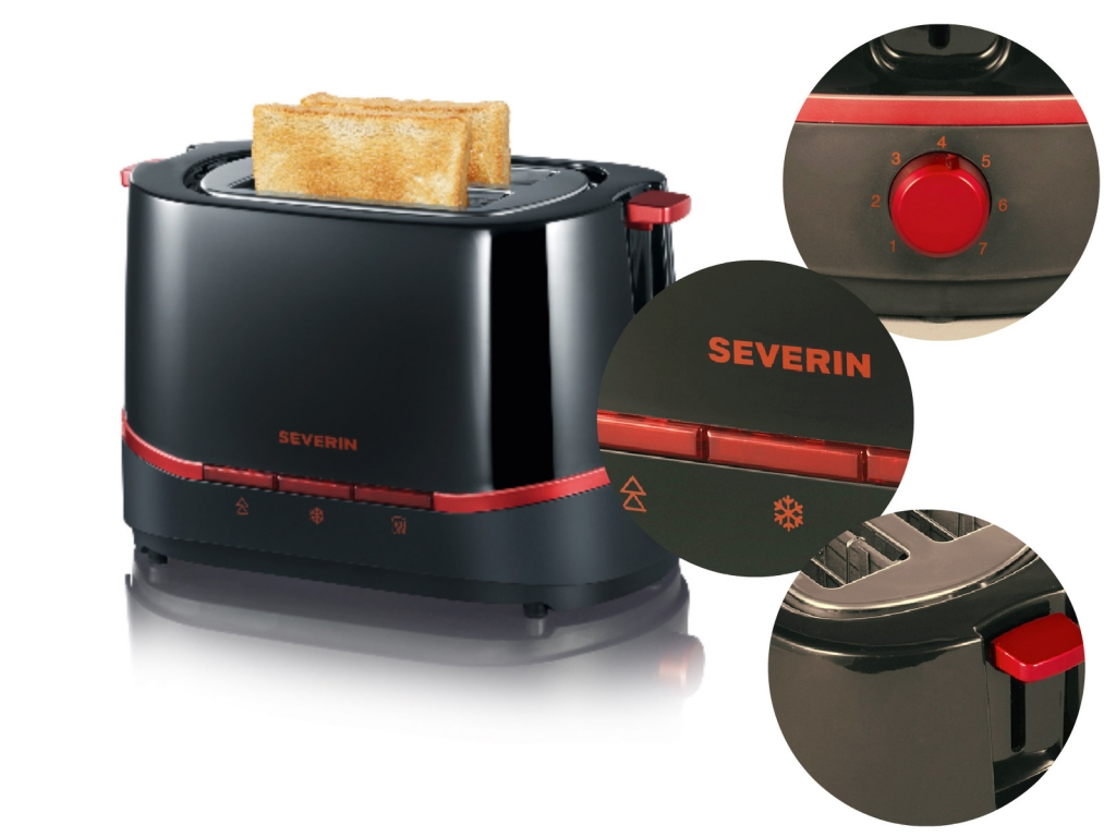 Toaster Severin AT 2292