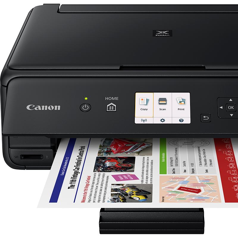 Farebná tlačiareň Canon Pixma TS5050