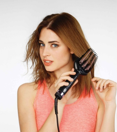 Žehliaca kefa na vlasy Magic Straight Brush PB5 100