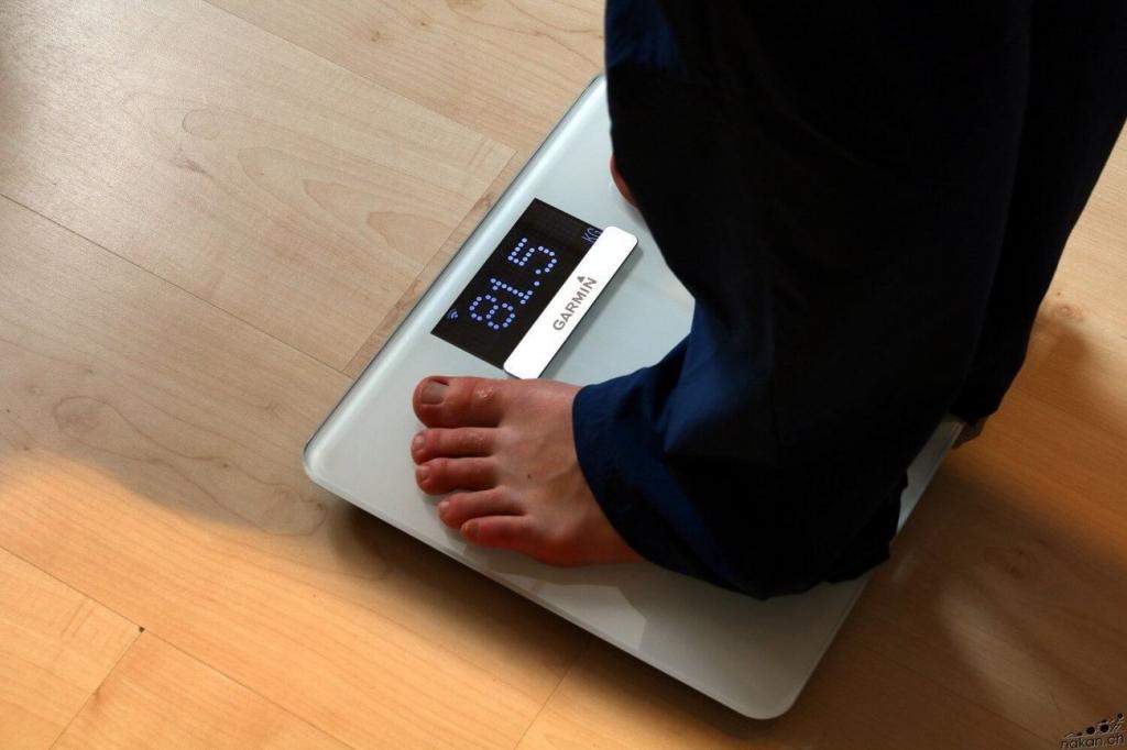 Inteligentná váha Garmin Index