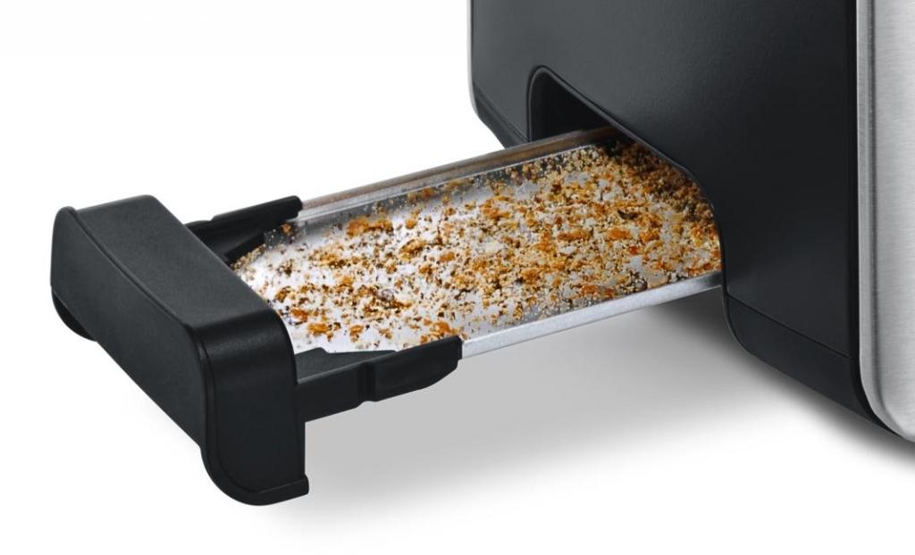 Hriankovač Bosch TAT 6A913 - zásobník na omrvinky