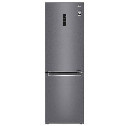 Nerezová chladnička s mrazničkou LG GBP32DSKZN