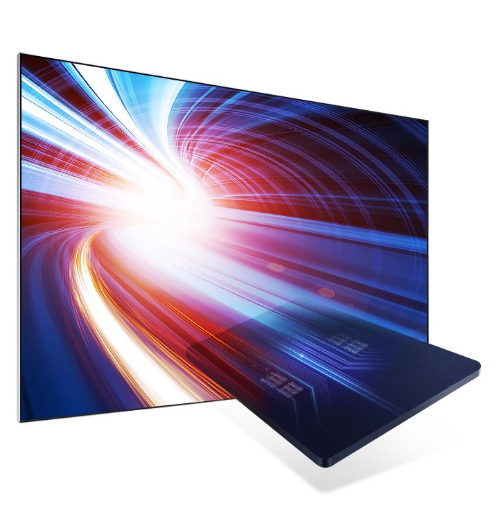 Vychutnajte si rýchlosť QLED TV
