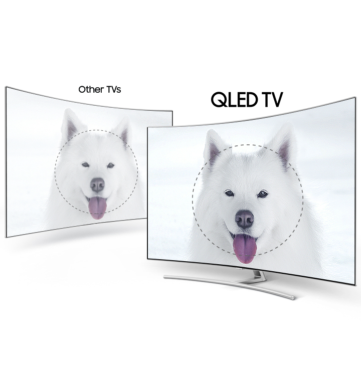 Neprekonateľná kvalita QLED TV