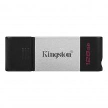 128 GB Kingston DT80 USB-C 3.2 gen. 1 POUŽITÉ, NEOPOTREBOVANÝ TOV