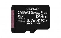 128 GB microSDXC Kingston Canvas Select Plus A1 CL10 100 MB/s