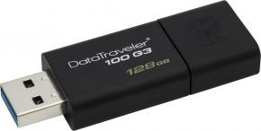 128GB Kingston USB 3.0 DataTraveler 100 G3 (100MB/s čtení)