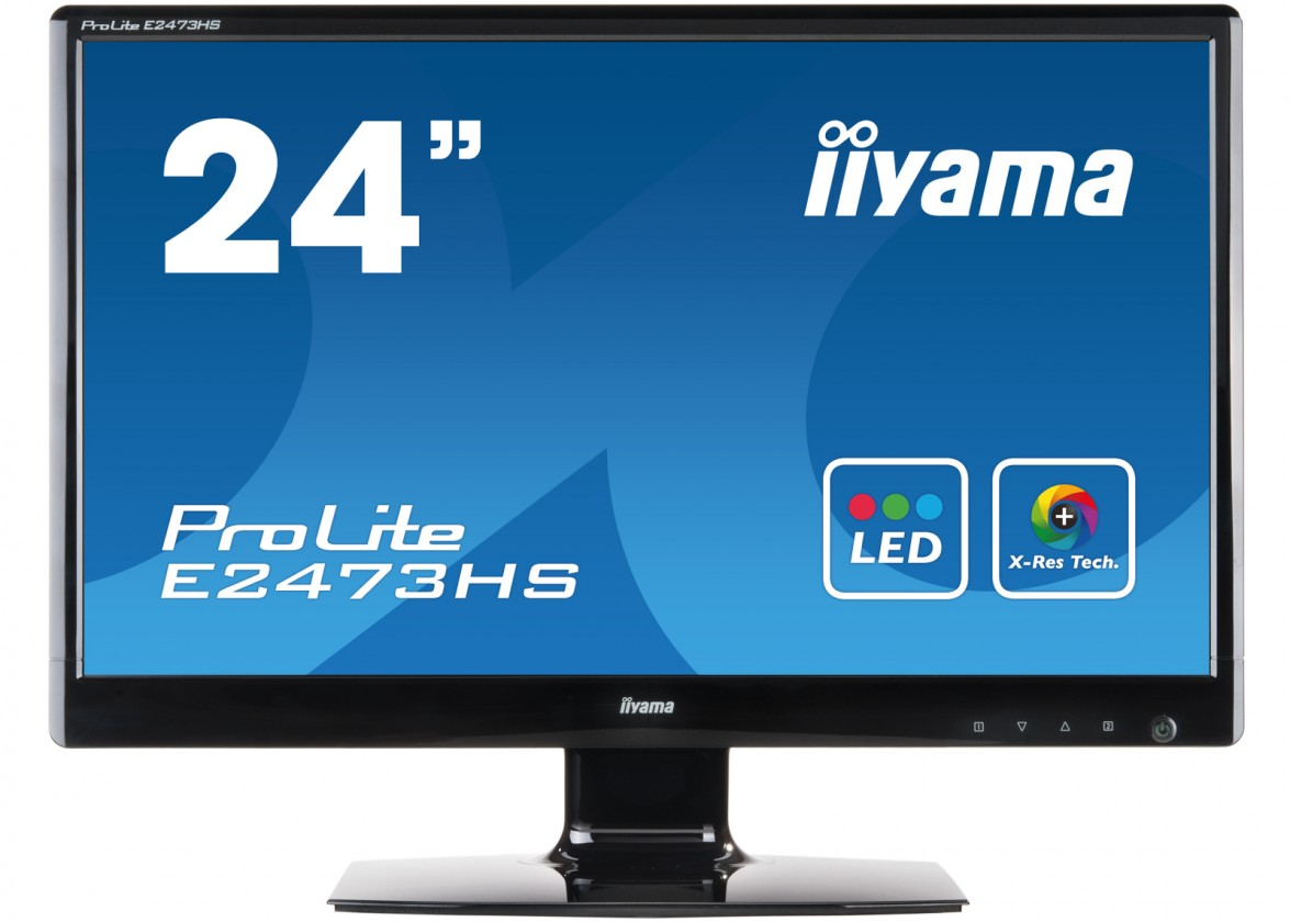 "24"" iiyama ProLite E2473HS-BG1"
