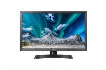 "24"" LG LED 24TL510V - HD ready,DVB-T2,HDMI,USB"