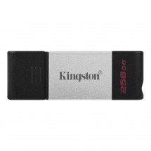256GB Kingston DT80 USB-C 3.2 gen. 1