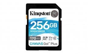 256GB SDXC Kingston U3 V30 170/90MB/s POŠKODENÝ OBAL