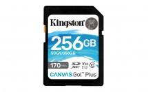 256GB SDXC Kingston U3 V30 170/90MB/s