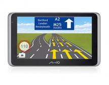 """2v1 Kamera+GPS Mio MiVue Drive 65 6,2"""", Truck, 140°, 43 kraj, LM"""