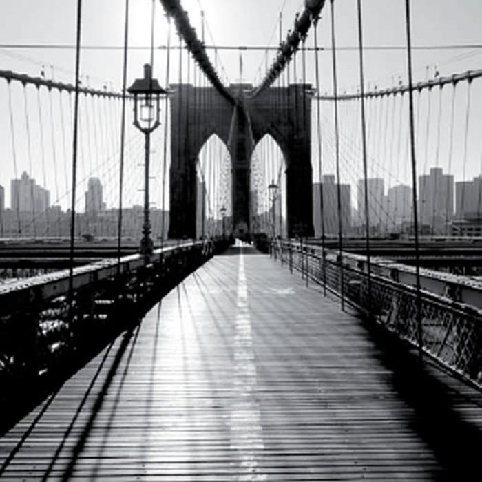 3 dielny obraz New York 40x40 cm