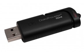 32GB Kingston USB 2.0 DataTraveler 104