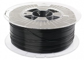 3D filament Spectrum, Premium PET-G, 1,75 mm, 80056, deep black