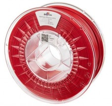 3D filament Spectrum, Premium PET-G, 1,75 mm, 80059, bloody red