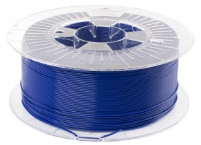 3D filament Spectrum, Premium PLA, 1,75 mm, 80043, navy blue