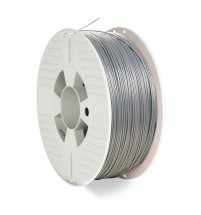 3D filament Verbatim, ABS, 1,75 mm, 1000 g, 55032, silver
