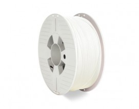 3D filament Verbatim, PET-G, 1,75 mm, 1000 g, 55050, white