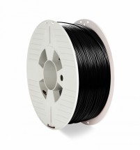 3D filament Verbatim, PET-G, 1,75 mm, 1000 g, 55052, black