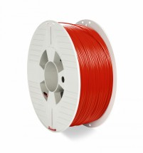 3D filament Verbatim, PET-G, 1,75 mm, 1000 g, 55053, red