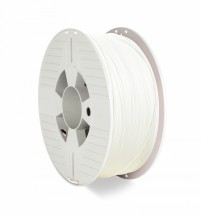 3D filament Verbatim, PLA, 1,75 mm, 1000 g, 55315, white