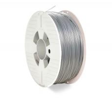3D filament Verbatim, PLA, 1,75 mm, 1000 g, 55319, silver