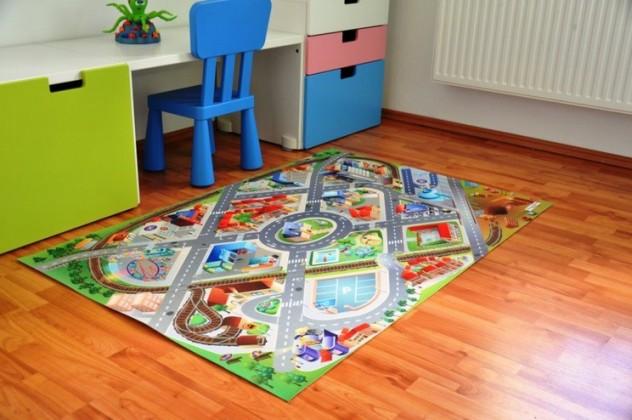 3D Letisko - Kus.koberec 100x150cm