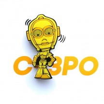3D LIGHT FX svetlo 3D Mini EP7 - C-3PO