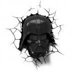 3D LIGHT FX svetlo EP7 - Star Wars Darth Vaderovho helma
