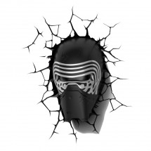 3D LIGHT FX svetlo EP7 - Star Wars Kylo Renova helma
