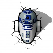 3D LIGHT FX svetlo EP7 - Star Wars R2D2