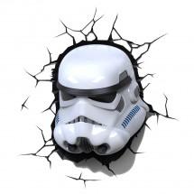 3D LIGHT FX svetlo EP7 - Star Wars Storm Trooperova maska