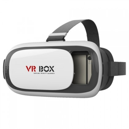 3D okuliare 3D BRÝLE VR-X2 BÍLÉ