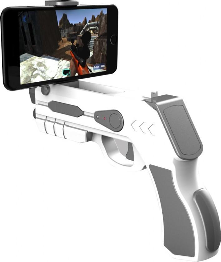 3D okuliare Herná pištoľ pre mobilné telefóny Gamegear GUN