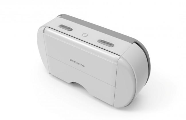 3D okuliare Lenovo VR V200 White