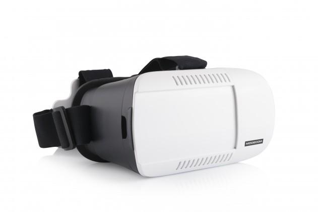 3D okuliare Modecom FreeHANDS 3D/VR okuliare pre smartphony (OS-MC-G3DP-00)