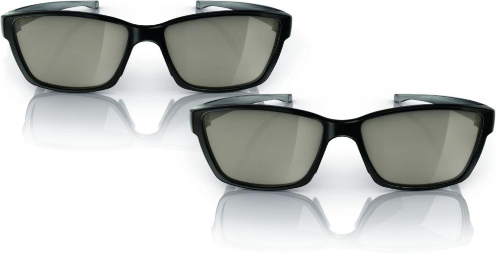 3D okuliare Philips PTA417 ROZBALENO