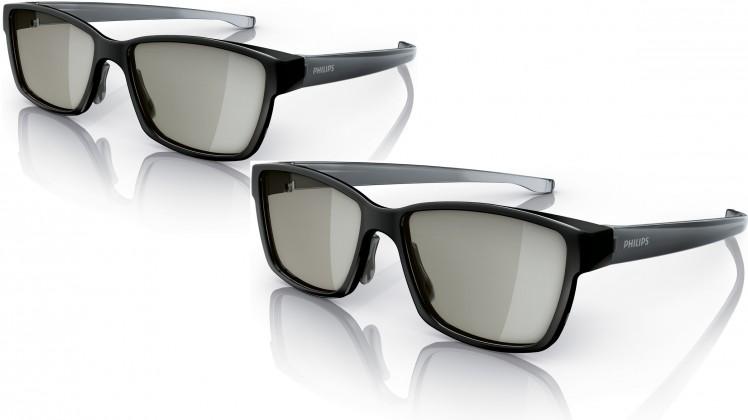 3D okuliare Philips PTA436