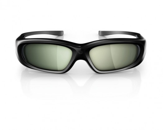 3D okuliare  Philips PTA508