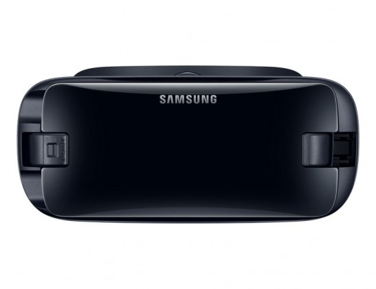 b6aed2378 ... Black 3D okuliare Samsung GALAXY Gear VR 2018, Black